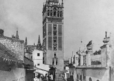 Calle Mateos Gago y Giralda