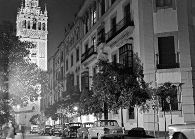 Calle Mateos Gago - 1962