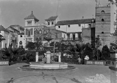 Plaza de Alfaro.